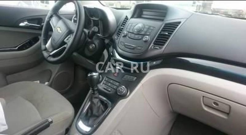 Chevrolet Orlando, Альметьевск
