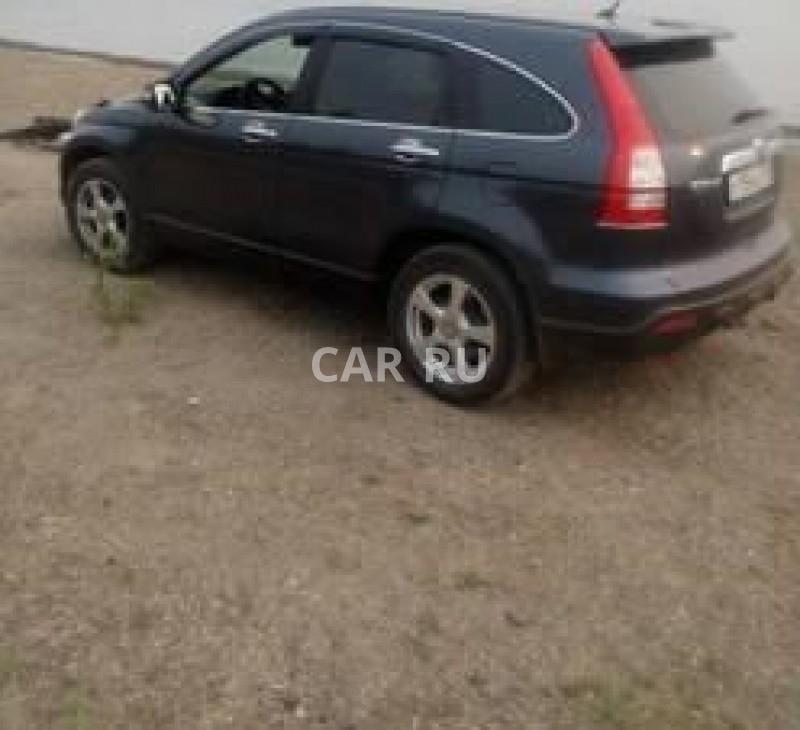 Honda CR-V, Братск