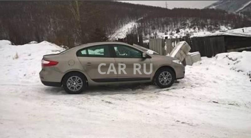 Renault Fluence, Айхал