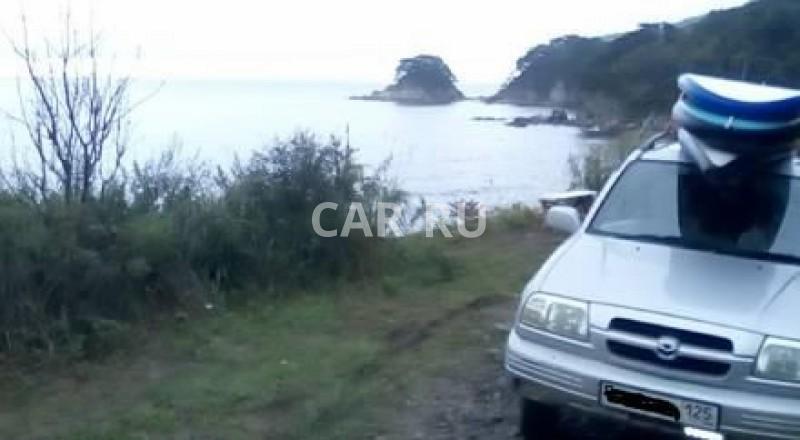 Mazda Proceed Levante, Арсеньев