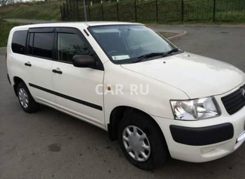 Toyota Succeed, Владивосток
