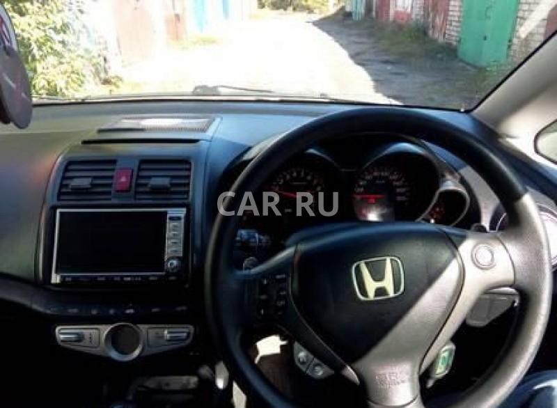 Honda Airwave, Белогорск