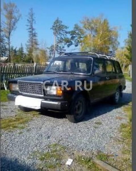 Лада 2104, Ачинск