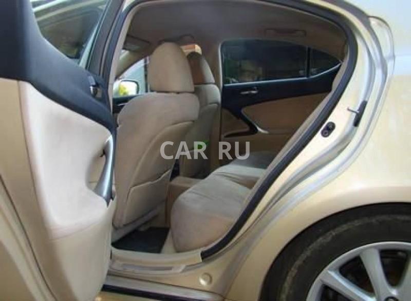 Lexus IS, Ангарск