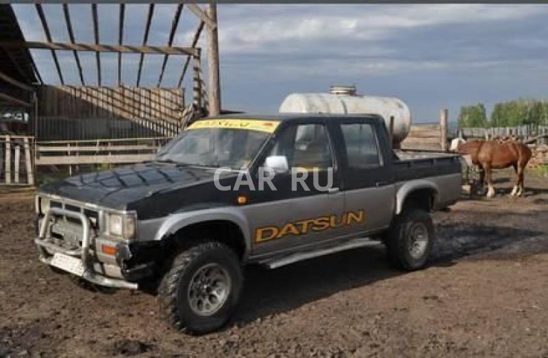 Nissan Datsun, Ангарск