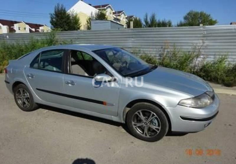 Renault Laguna, Барнаул