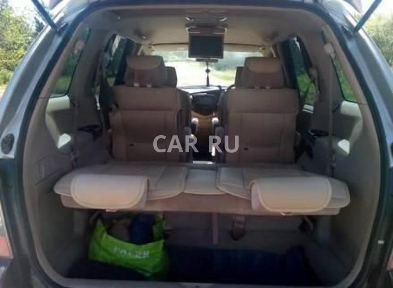 Mazda MPV, Архара