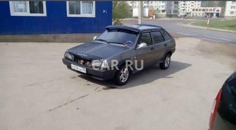 Лада 2109, Ангарск