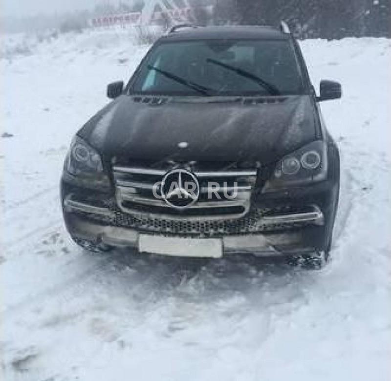 Mercedes GL-Class, Ачинск