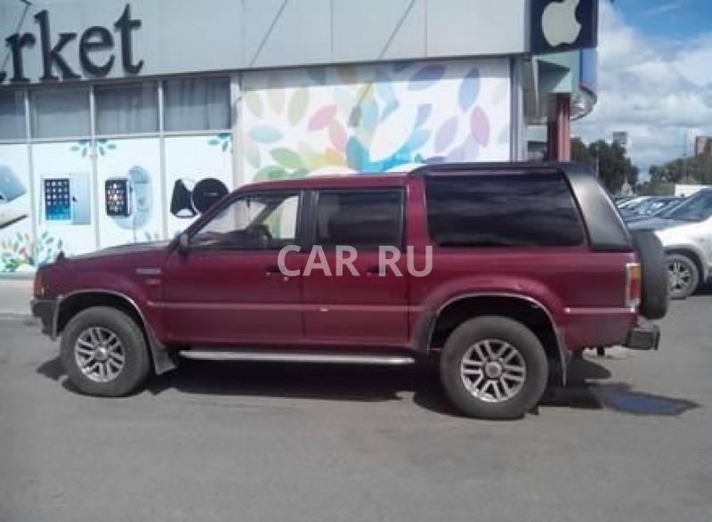Mazda Proceed Marvie, Абакан