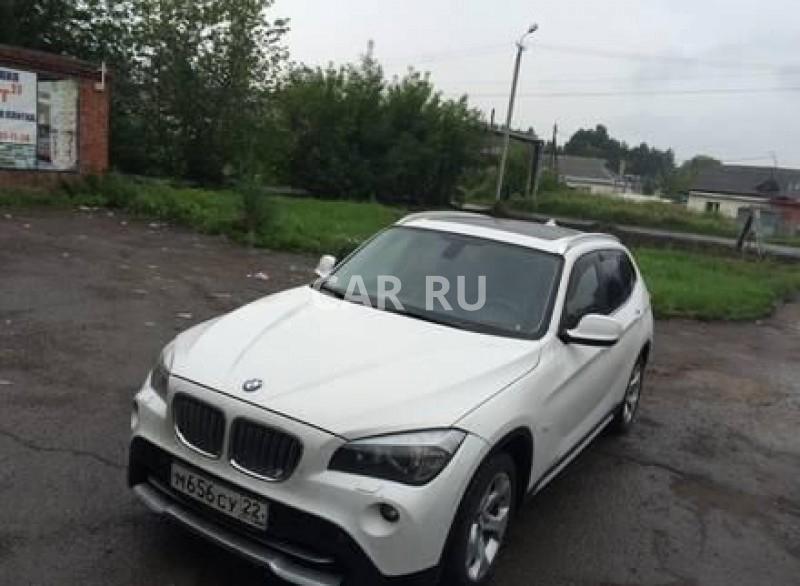 BMW X1, Барнаул