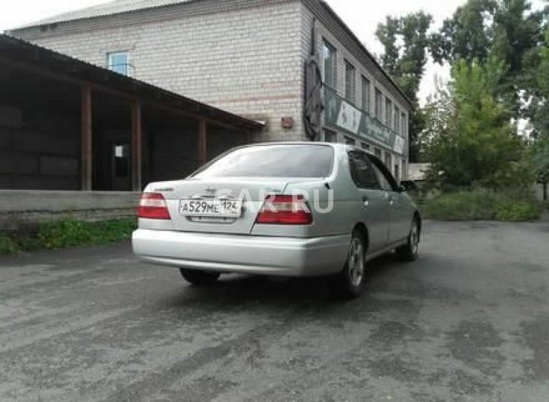 Nissan Bluebird, Абакан