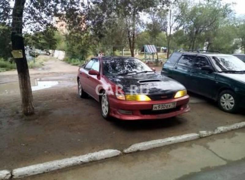 Toyota Carina ED, Абакан