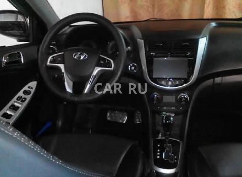 Hyundai Accent, Белово