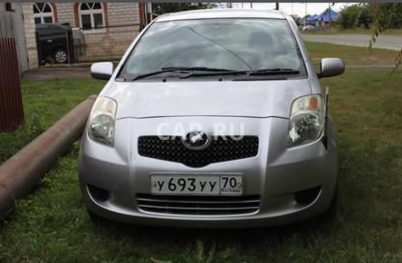 Toyota Vitz, Барнаул