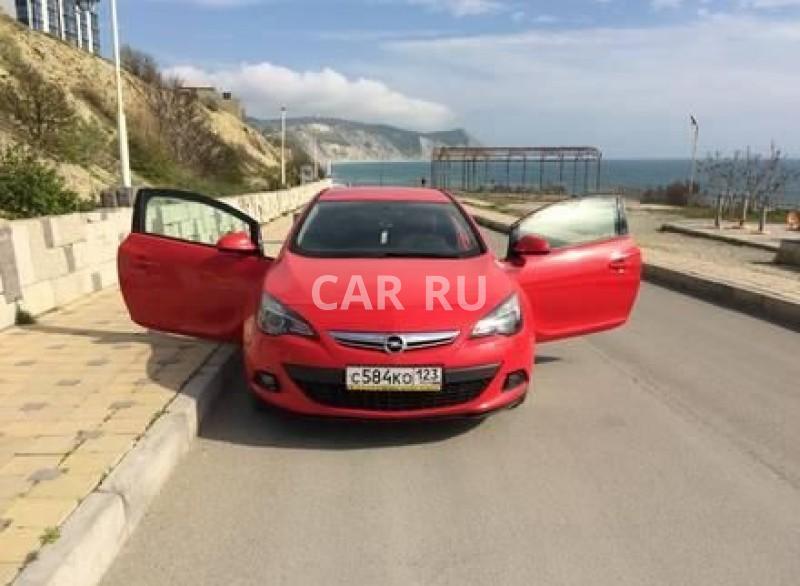 Opel Astra GTC, Анапа