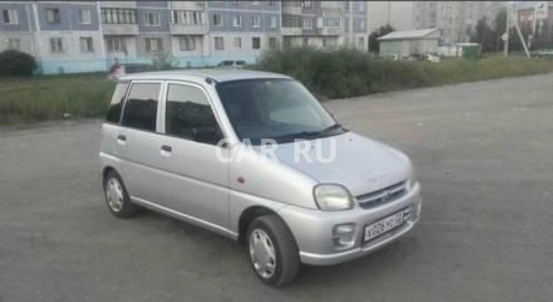 Subaru Pleo, Барнаул