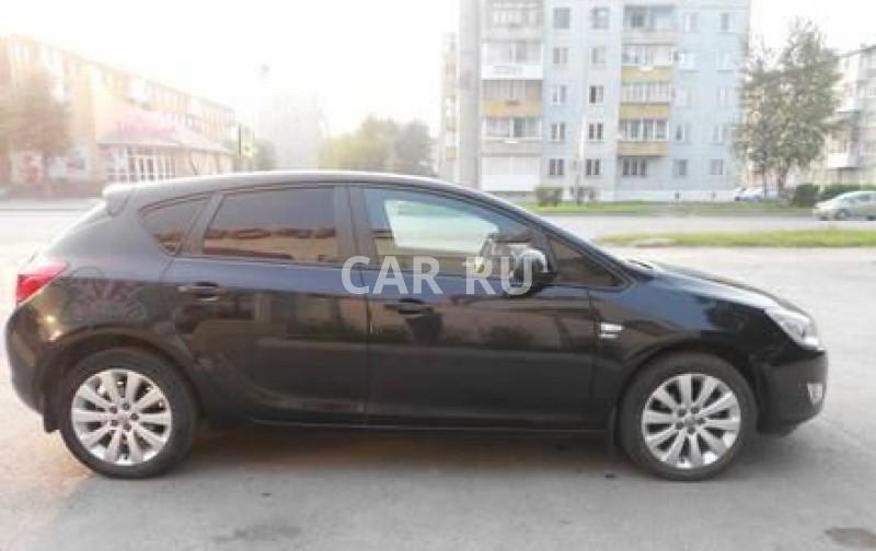 Opel Astra, Ачинск