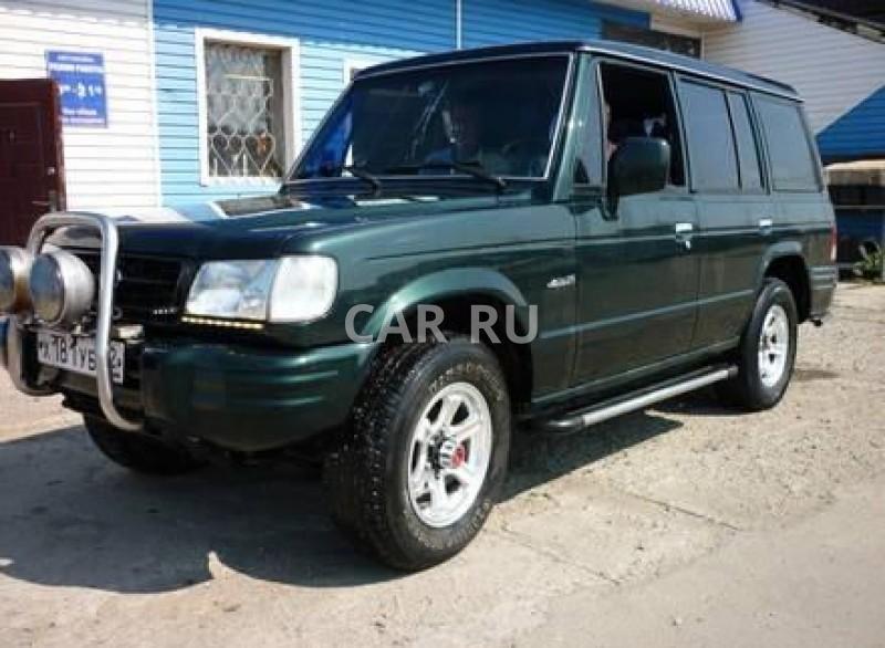 Hyundai Galloper, Барнаул
