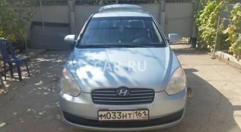 Hyundai Verna, Батайск