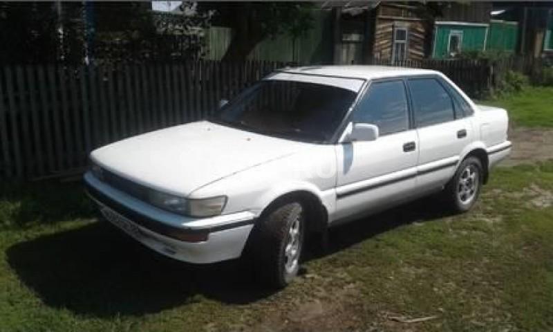 Toyota Sprinter, Балаганск