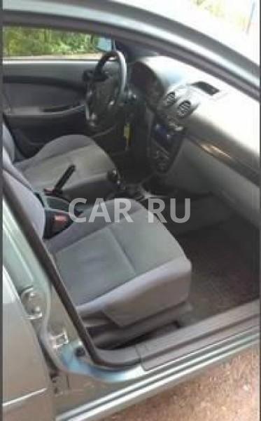 Chevrolet Lacetti, Алушта