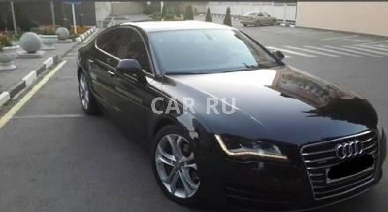 Audi A7, Армавир
