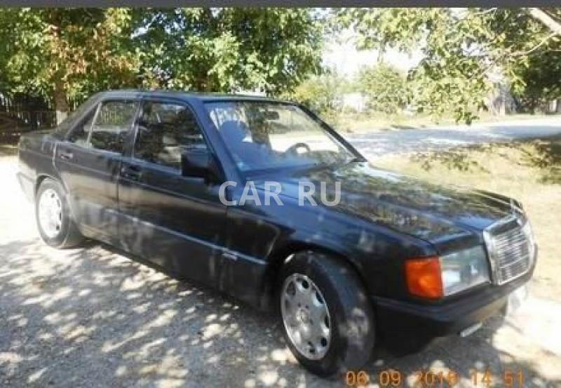Mercedes 190, Белогорск