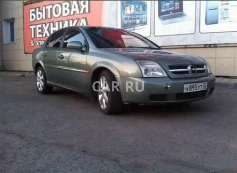 Opel Vectra, Барабинск
