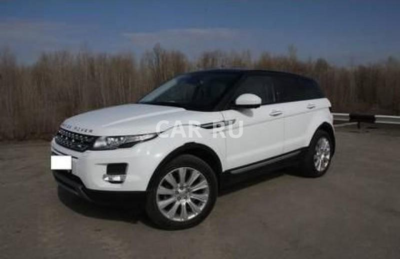 Land Rover Range Rover Evoque, Барнаул