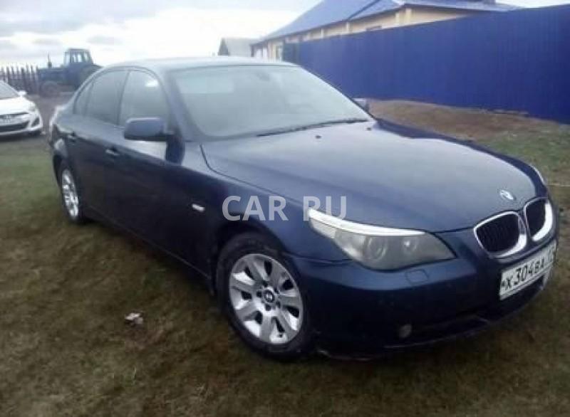 BMW 5-series, Ак-Довурак