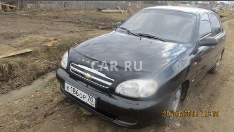 Chevrolet Lanos, Бакчар