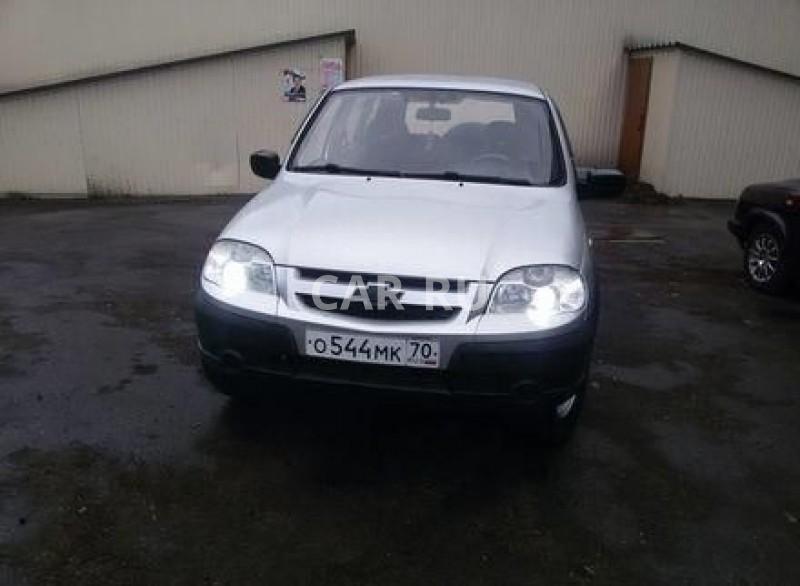 Chevrolet Niva, Асино