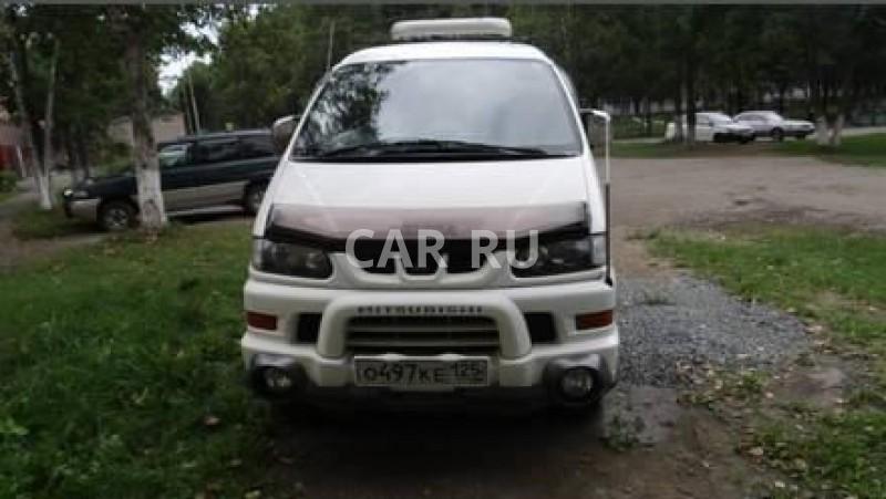 Mitsubishi Delica, Артём