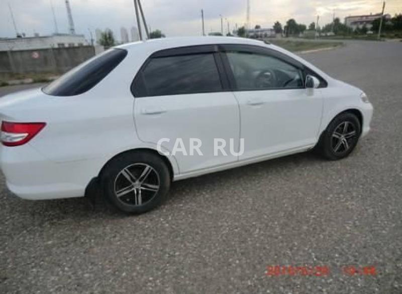 Honda Fit Aria, Астрахань