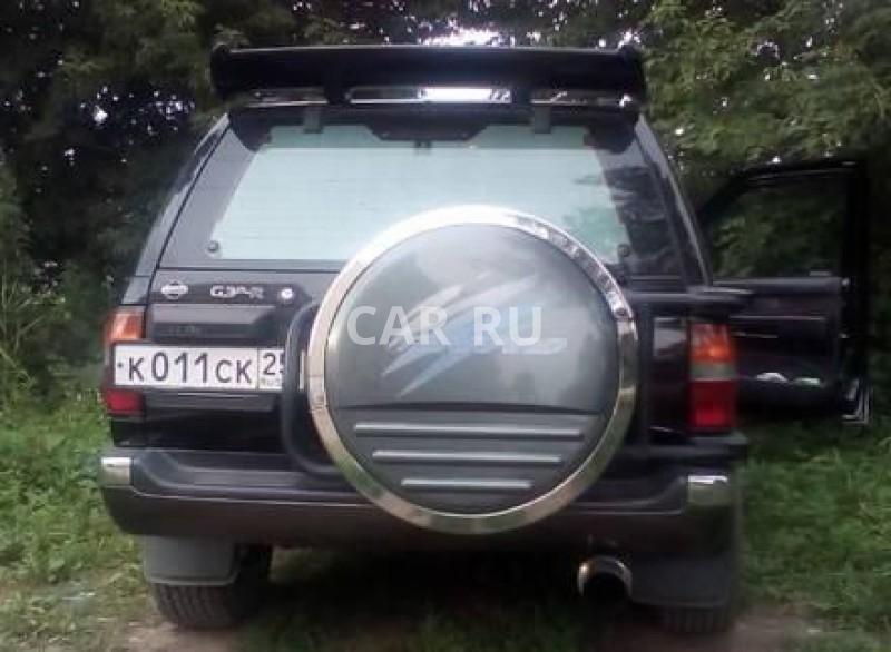 Nissan Terrano, Арсеньев