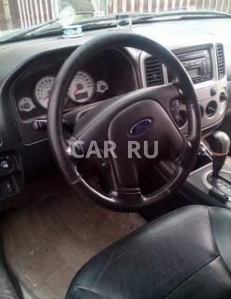 Ford Maverick, Белово