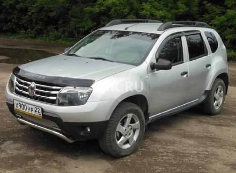 Renault Duster, Алейск