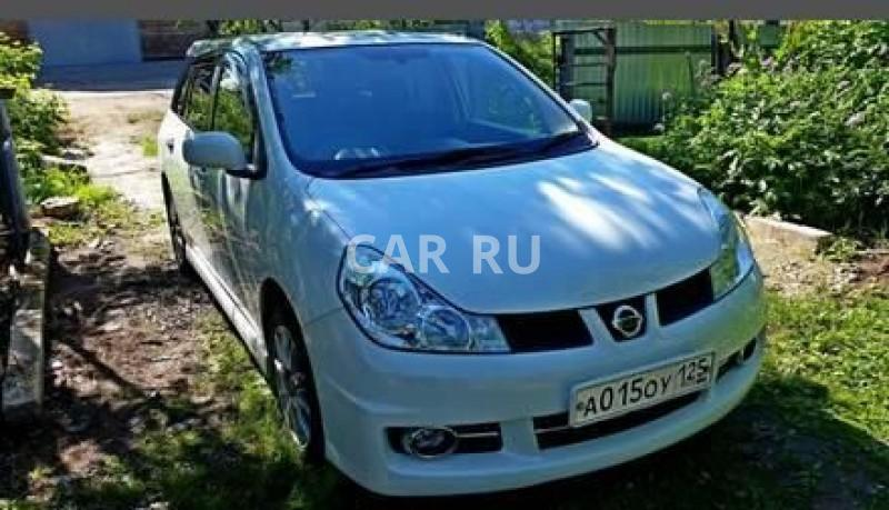Nissan Wingroad, Арсеньев