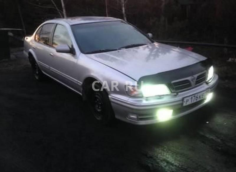 Nissan Maxima, Абакан