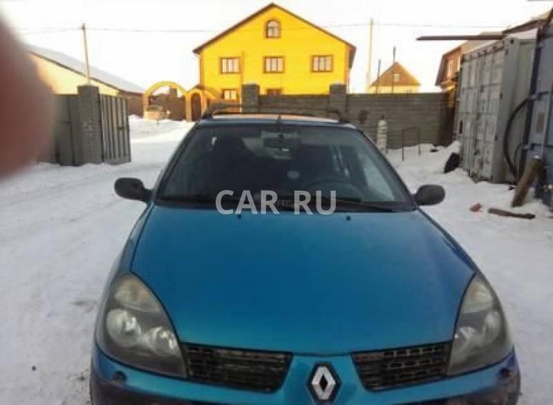 Renault Symbol, Барнаул
