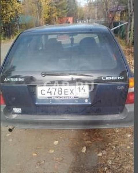 Mitsubishi Libero, Алдан