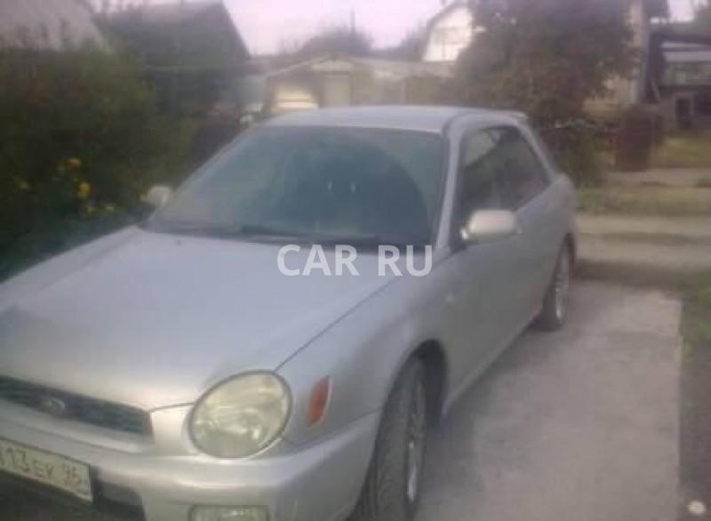 Subaru Impreza, Арамиль
