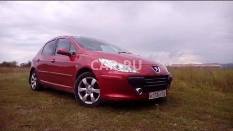 Peugeot 307, Анапа
