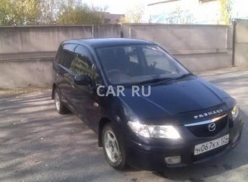 Mazda Premacy, Ачинск