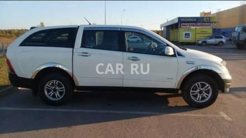 Ssang Yong Actyon Sports, Барнаул