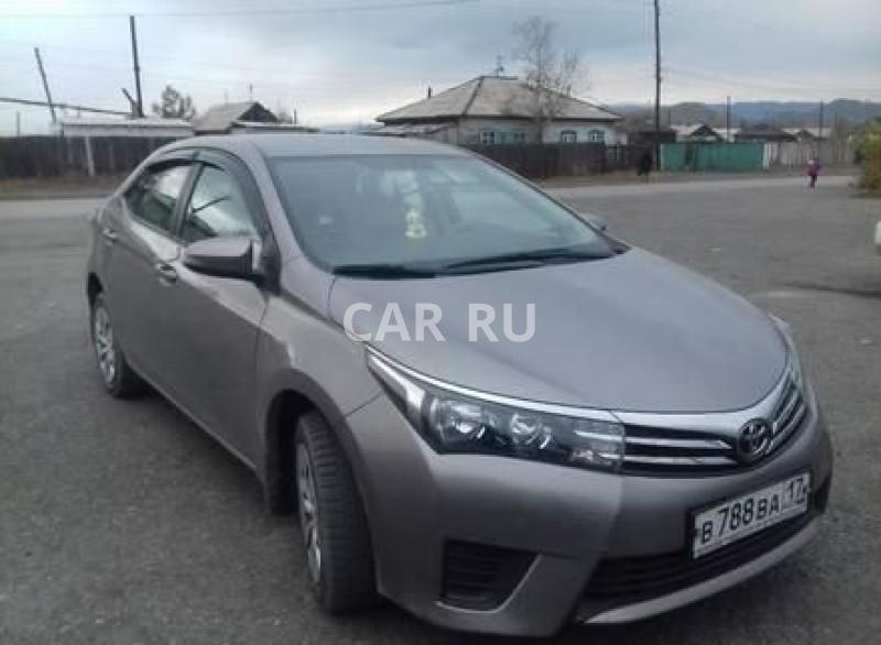 Toyota Corolla, Ак-Довурак