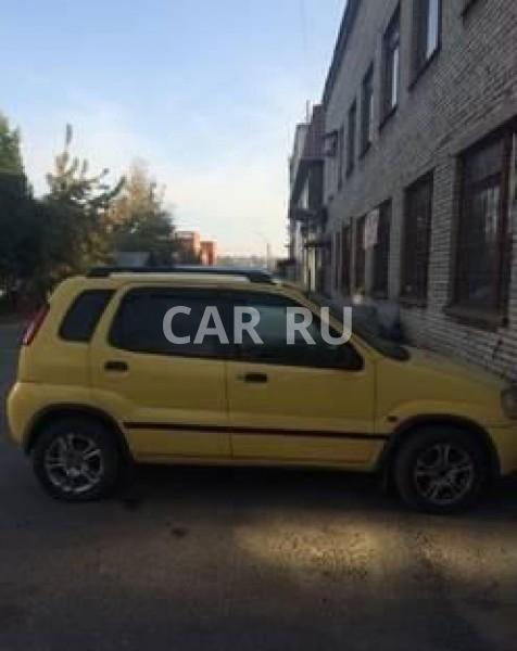 Suzuki Ignis, Барнаул