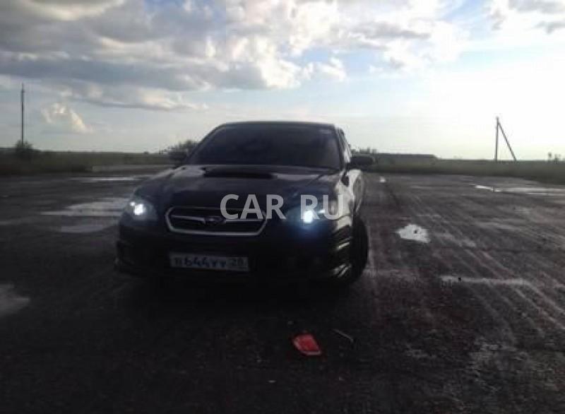 Subaru Legacy B4, Белогорск