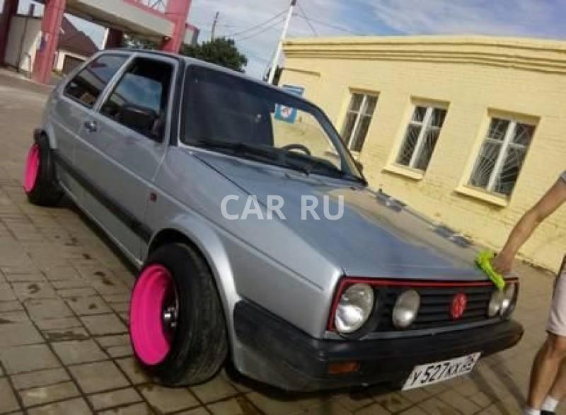 Volkswagen Golf, Армавир